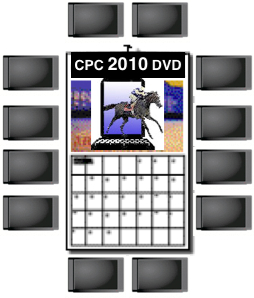CPC DVD of the Month Club 2010