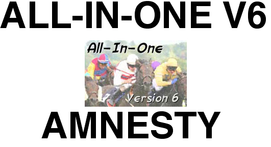 All-In-One V6 Amnesty Upgrade